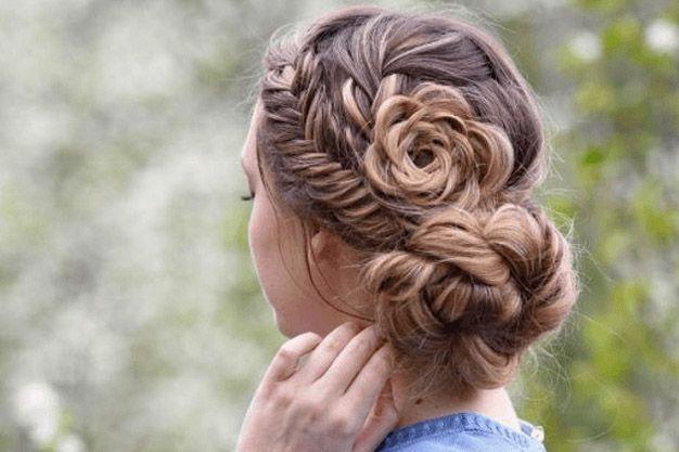Los mejores peinados románticos para destacar en tus citas