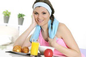 Alimentos que te ayudarán a mantenerte en forma