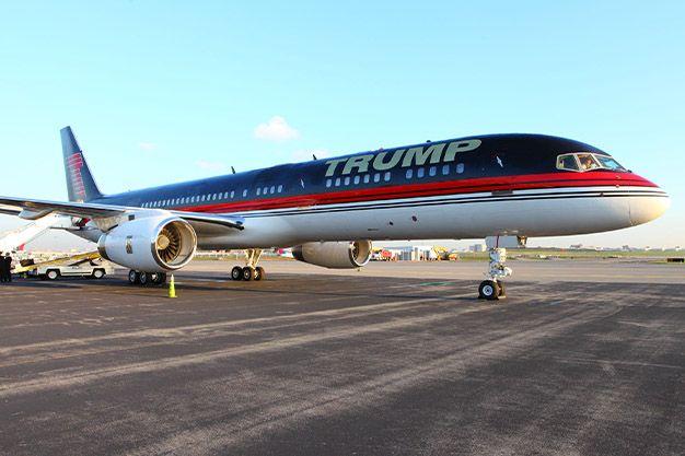 Avión Boeing 757