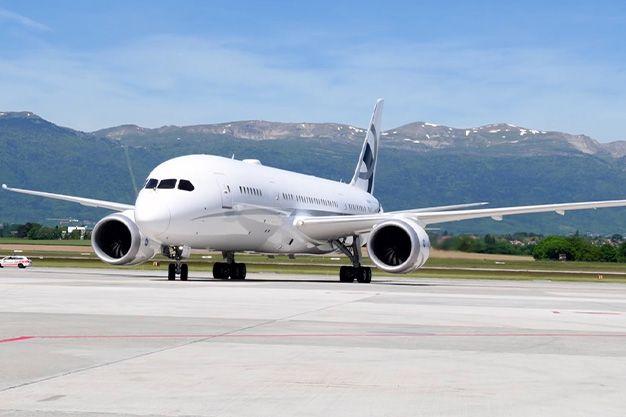 Avión Boeing 787-8 BBJ