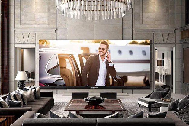 C SEED 283 el televisor más caro del mundo
