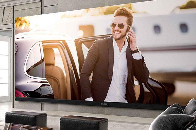 C SEED 283 el televisor más caro