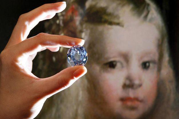 Diamante Wittelsbach - Graff