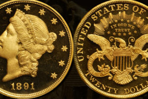 La moneda más cara del mundo