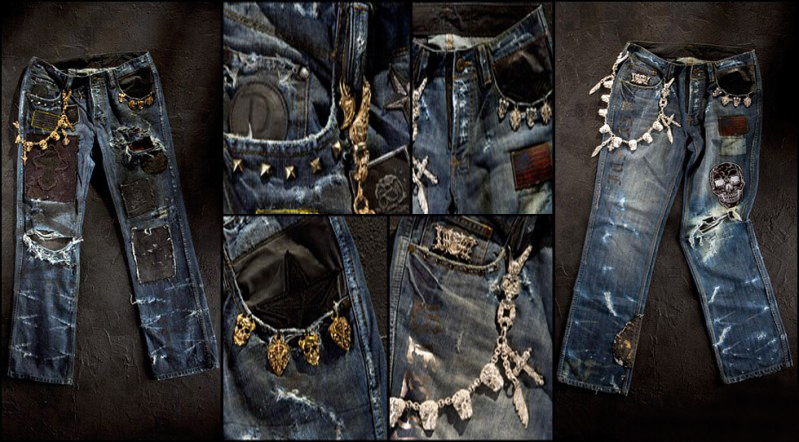 Los jeans más caros del mundo