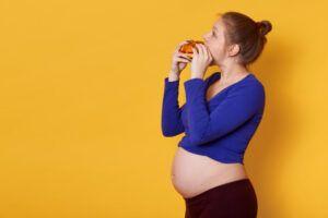¿Por qué dan los antojos en el embarazo?