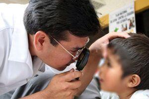 ¿Qué es el glaucoma infantil?